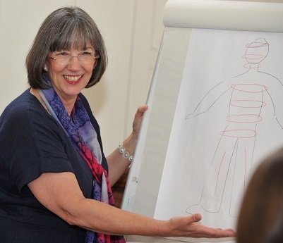 Clare Myatt, somatic, coaching, somatic coaching, embodied, Strozzi, London, workshop, London, presence, facilitator, Experiential Somatic Workshops, Clare Myatt, Francis Briers