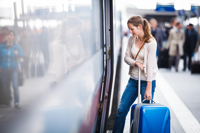 Choosing the right train, the right carriage